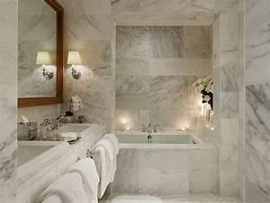 Salle De Bain Moderne 2017 : 1001 mod les pharamineux de la salle de bain moderne ~ Melissatoandfro.com Idées de Décoration