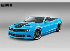 2012 Chevrolet Camaro SS Convertible By Westreicher And