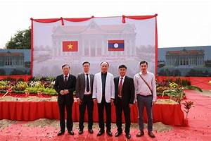 Groundbreaking Ceremony Held for New Laos NA Building