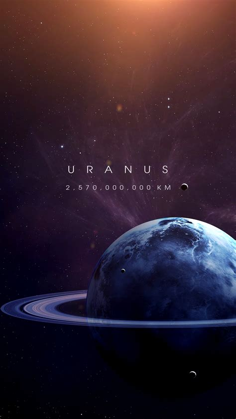 Uranus #planets #uranus #space | The Space Around | Pinterest