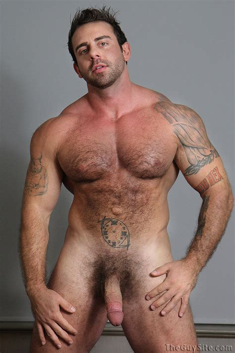 Men Clothed To Naked Xavier Naked Hairy Bodybuilder