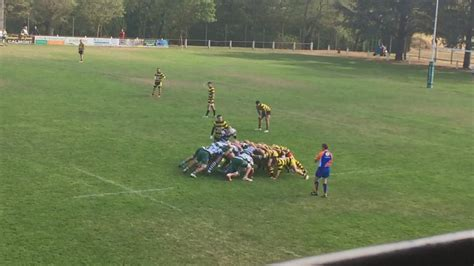 bagarre rugby bagarre rugby 1 232 re s 233 rie