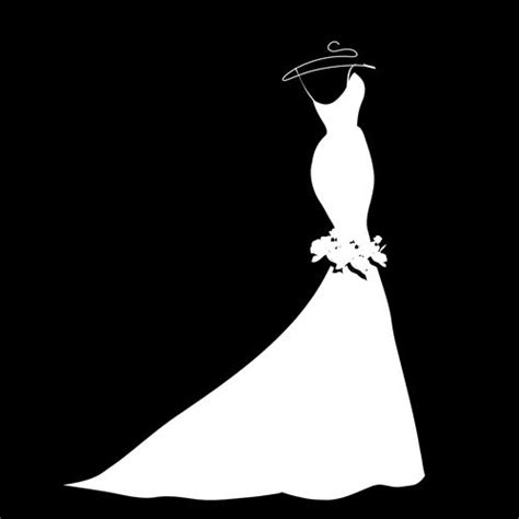 dress silhouettes beautiful wedding dress silhouette