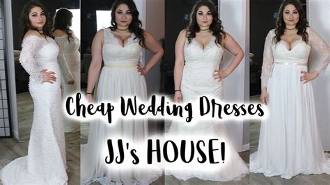 affordable wedding dresses jjshouse wedding dress review