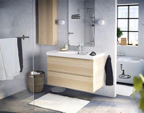 Ikea Badezimmermöbel Waschbeckenschrank by Godmorgon Edeboviken Waschbeckenschrank 2 Schubl