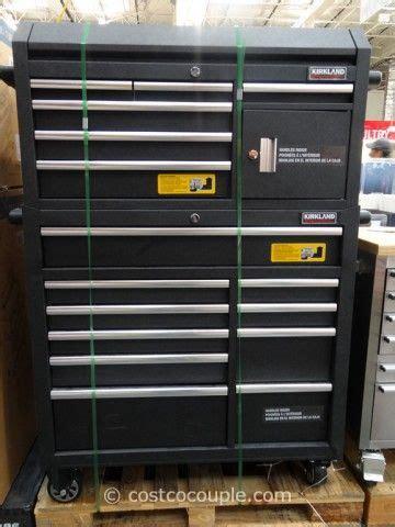 kirkland signature   mobile tool chest costco