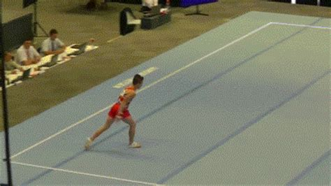 WOGymnastika: Can We Please See This Tumbling Pass In ...