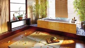 Salle De Bain Japonaise. id es d coration japonaise pour un int ...