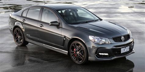 2017 Holden Commodore Pricing And Specs