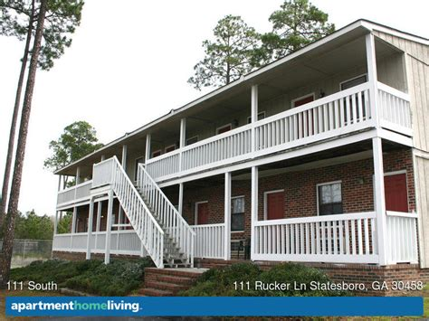 One Bedroom Apartments In Statesboro Ga by 111 South Apartments Statesboro Ga Apartments For Rent
