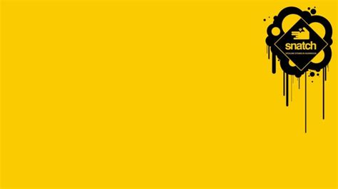 minimalism yellow background typography wallpapers hd