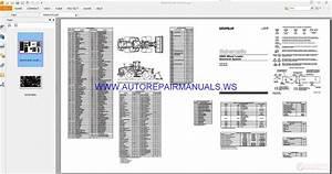 Caterpillar 980g Wheel Loader Electrical Schematics