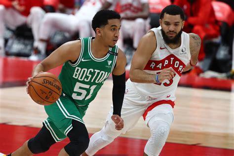 Les Celtics l'emportent 126-114 contre les Raptors | La Presse