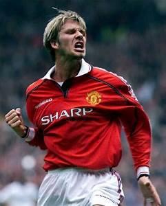 David Beckham on Manchester United   Sports   Pinterest