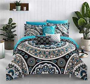 Chic, Home, Gaston, 10, Piece, Reversible, Bed, In, A, Bag