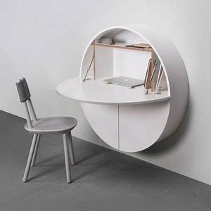Platzsparende Multifunktionale Möbel : emko pill schrank schreibtisch things i like ~ Michelbontemps.com Haus und Dekorationen