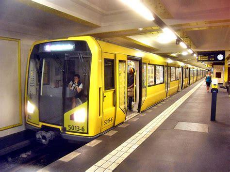 Wieder Ein »vorfall« In Berliner Ubahnstation