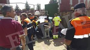 Styrofoam ball run: Man left seriously injured after being ...