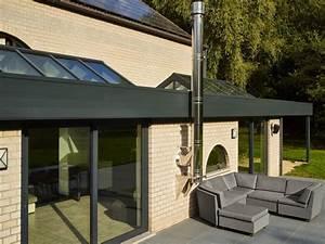 exceptionnel maison avec veranda integree 7 extension With maison avec veranda integree