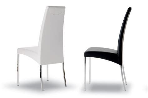 chaise rembourrée aida chaise rembourrée de bontempi casa en métal
