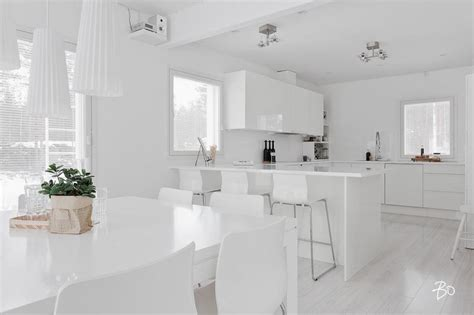 designing home interior   pure white palette