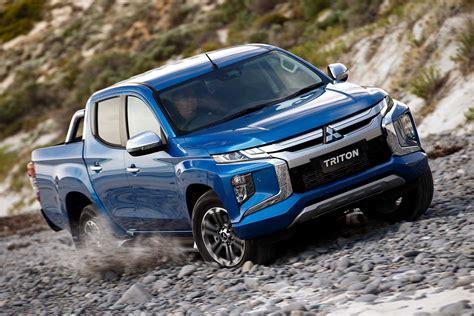 2019 Mitsubishi Triton range revealed