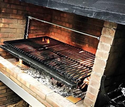 grille de barbecue kits de grilles pour barbecue argentin pour restaurants et professionnels