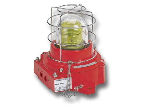 2000 series models xen1 and xen4 explosion proof strobe