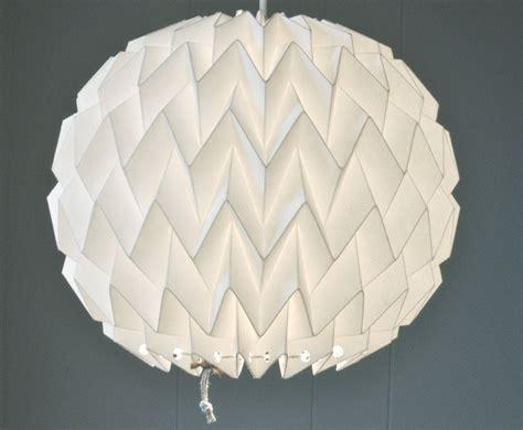 Bubble Origami Paper Lamp Shade  Lantern  White $4000