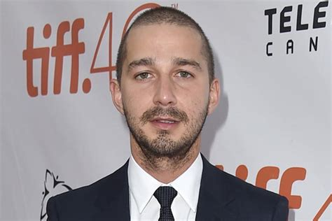 shia labeouf gets stuck in an elevator on purpose for art