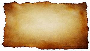 The gallery for --> Burnt Parchment Paper Png