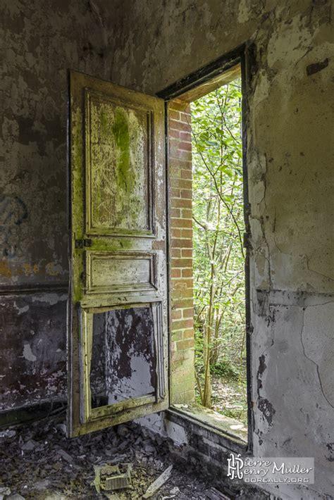 porte de la foret porte moisie d une maison abandonn 233 e en for 234 t boreally