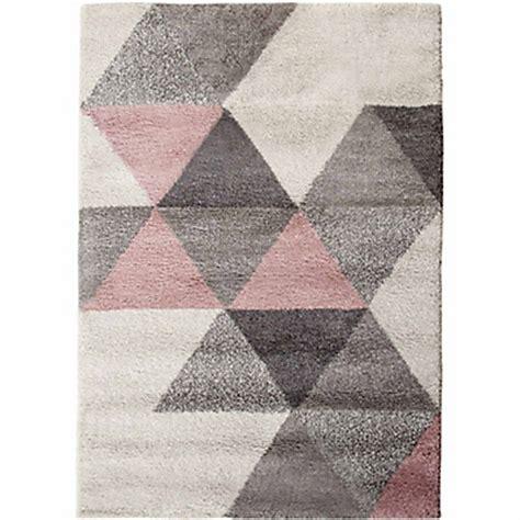 tapis rose gris atelier nature