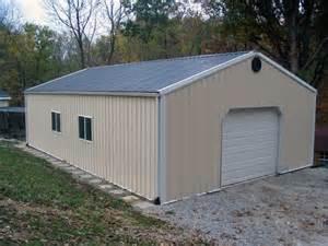 Garage Pole Barn Building Plans