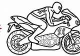 Motorcycle Drawing Easy Coloring Bike Pages Motor Motorbike Colouring Clipartmag Popular Cool sketch template