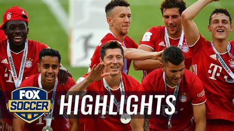 Bayern beats Wolfsburg, lifts Bundesliga trophy for 8th ...