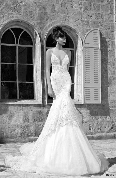 Berta 2014 Summer Edition Wedding Dresses Wedding