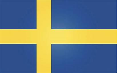 Flag Swedish Vector Sweden Clip Illustrations
