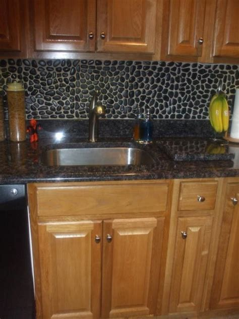 obsidian countertop 1000 images about backsplashes tiles in the home on