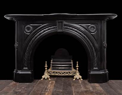 Fireplace Marble Fireplaces Edwardian Ryanandsmith Victorian Antique