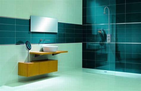 Badezimmer Fliesen Cinca Color Line Ocean Blue