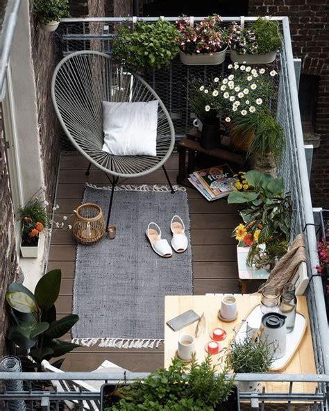 cinq idees deco pour une terrasse agreable  conviviale