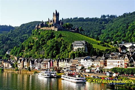 Cochem Germany Danube And Rhine Rivers Jim Germany