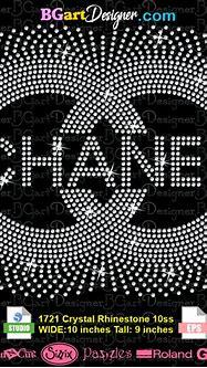 lllᐅChanel Sparkle Centered Rhinestone - bling logos ...