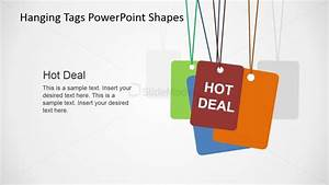 hot deal discount coupon presentations slidemodel With powerpoint coupon template