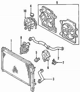 2005 Mazda Tribute Engine Diagram