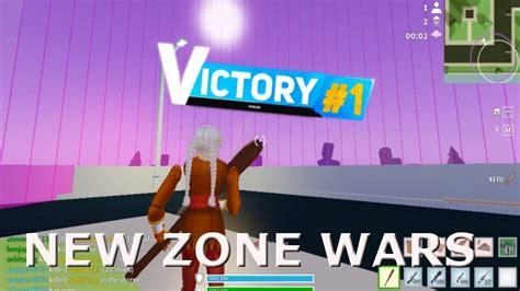 zone wars  strucid roblox fortnite youtube