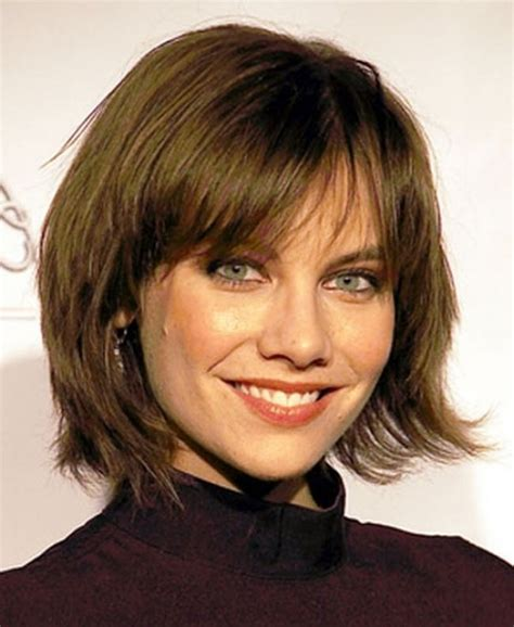 17 best ideas about layered bob bangs on pinterest