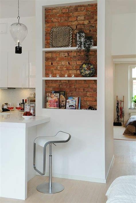 mur cuisine 1001 idées comment décorer vos intérieurs avec une niche murale
