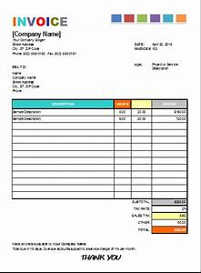 Painter invoice template joy studio design gallery for House painting invoice sample
